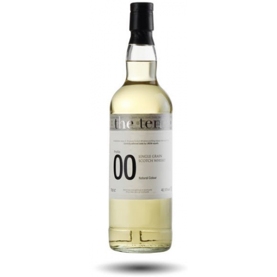 The Ten 2003 No 00 Single Malt - 70 cl.