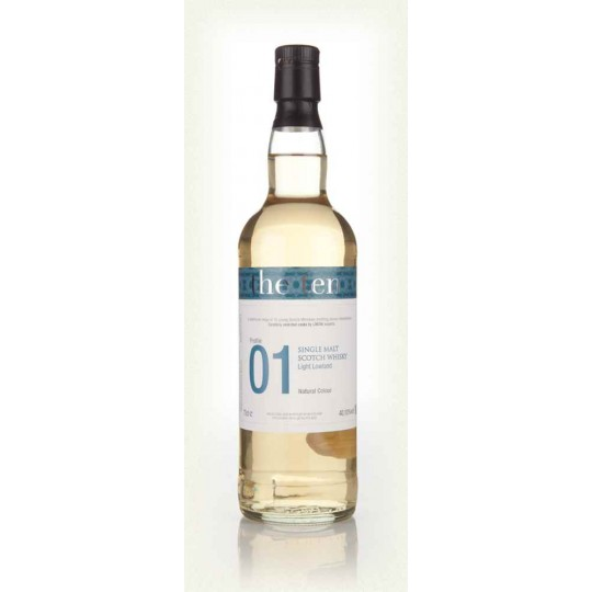 The Ten 2005 No 01 Single Malt - 70 cl.
