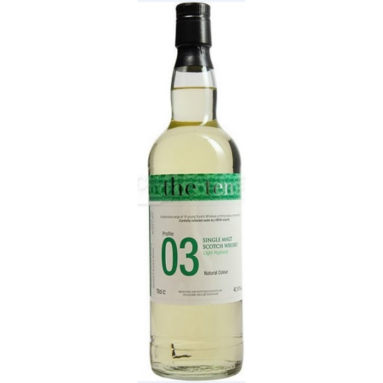 The Ten 2004 No 03 Single Malt - 70 cl.