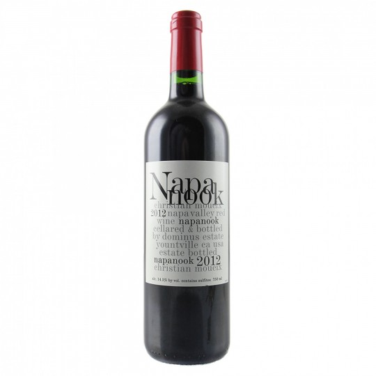 Napanook Christian Moueix , Napa Valley 2012, California, SUA - 75 cl.
