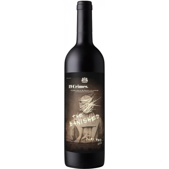 19 Crimes The Banished Dark Red 2016, Australia - 75 cl.