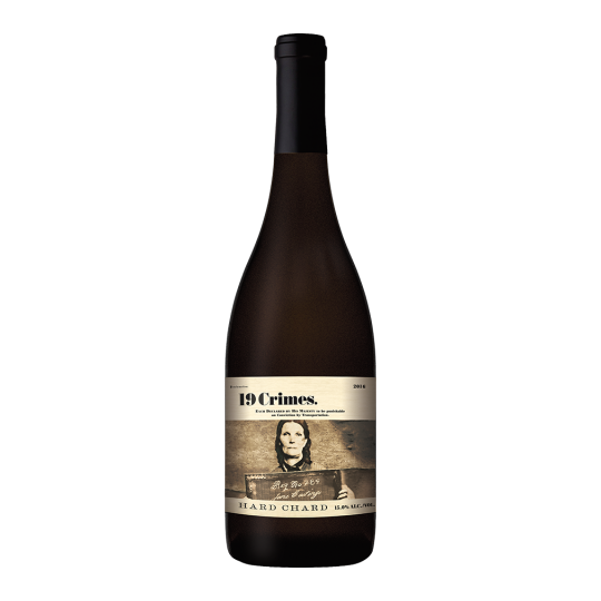 19 Crimes Chardonnay 2018, Australia - 75 cl.