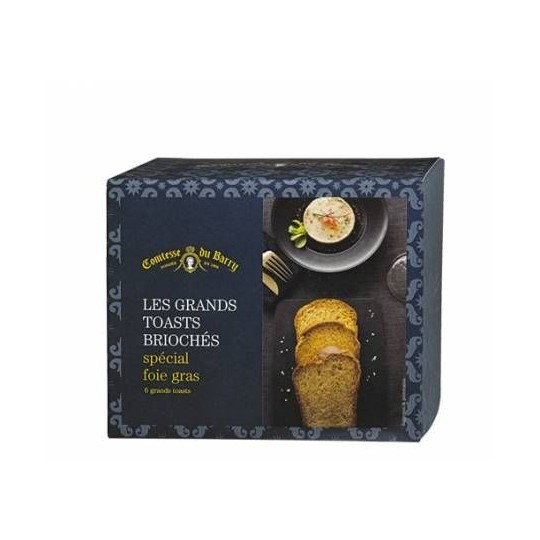 Toast Brioches - 85 gr.