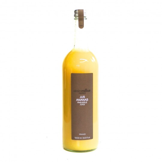 Alain Milliat suc natural de ananas, Franța - 100 cl.