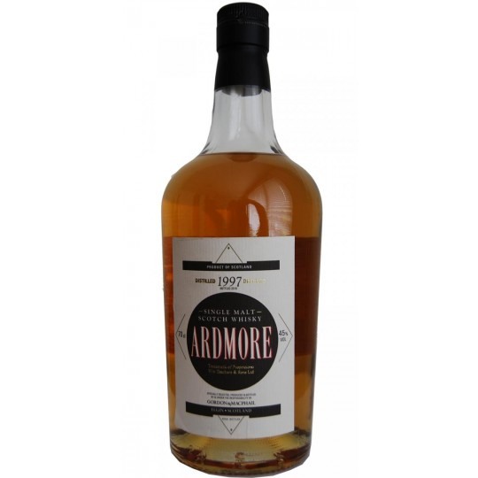 Gordon & Macphail 1997, Ardmore Distillery, Single Malt Scotch Whisky, Regatul Unit- 70 cl