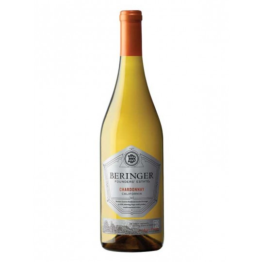 Beringer Founders Estate Chardonnay 2016, California, SUA - 75 cl.
