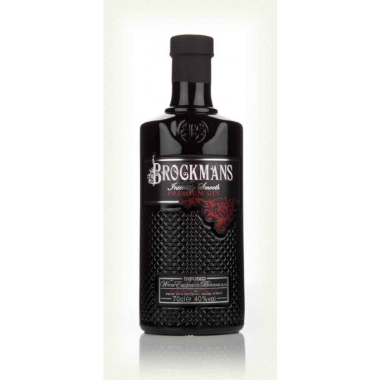 Brockmans Intensely Smooth Premium Gin, Regatul Unit - 70 cl.
