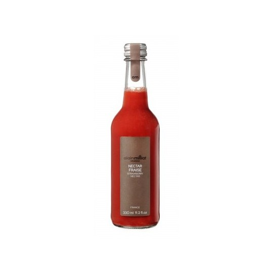 Nectar de capsune Alain Milliat 33 cl
