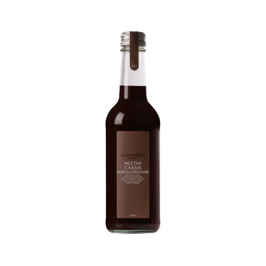Nectar de coacaze Alain Milliat 33 cl