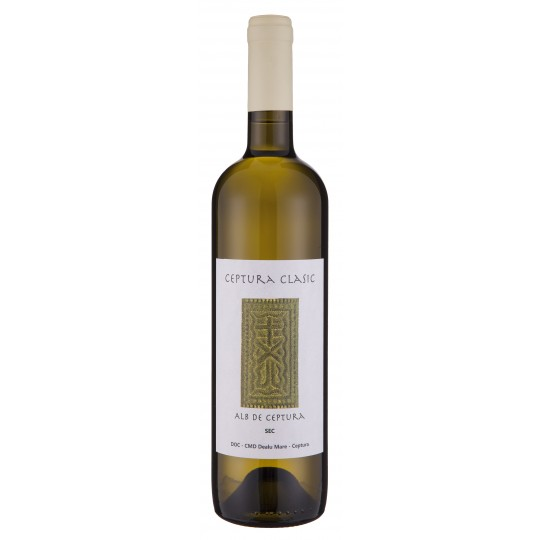 Ceptura Clasic Alb de Ceptura 2014 DOC Dealu Mare, Romania - 75 cl.
