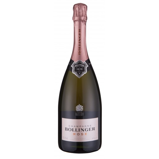Champagne Bollinger Rosé, AOC Champagne, Franța - 75 cl.