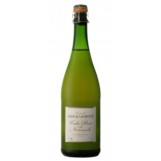 Comte Louis de Lauriston Cidre Brut de Normandie, Franța - 70 cl.