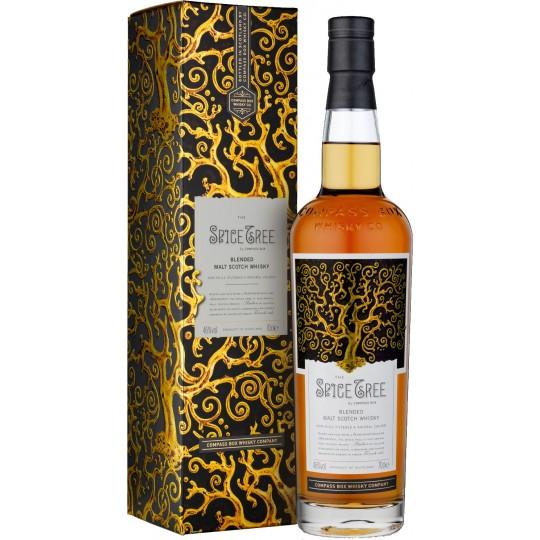 Spice Tree Blended Malt Scotch Whisky - 70 cl.