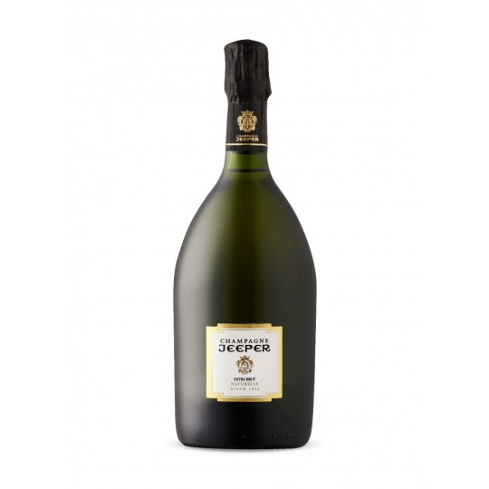 Champagne Jeeper Cuvée Naturelle, Champagne, Franța - 75 cl