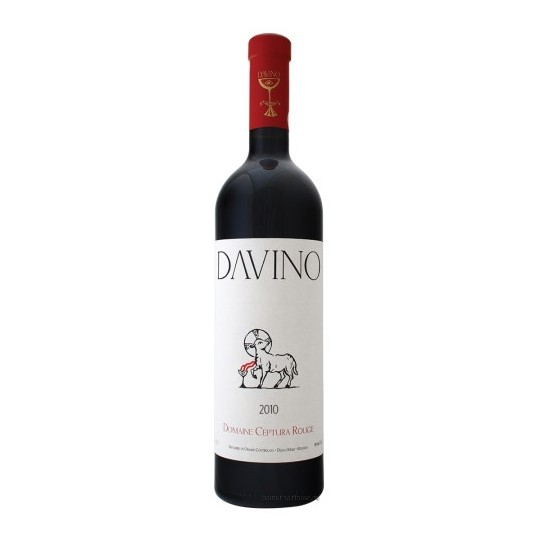 Davino Domaine Ceptura Rouge, Dealu Mare, România - 75 cl.