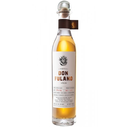 Tequila Don Fulano Anejo, Mexic - 70 cl.