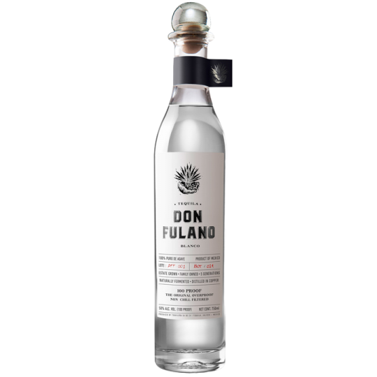 Tequila Don Fulano Blanco Fuerte, Mexic - 70 cl.
