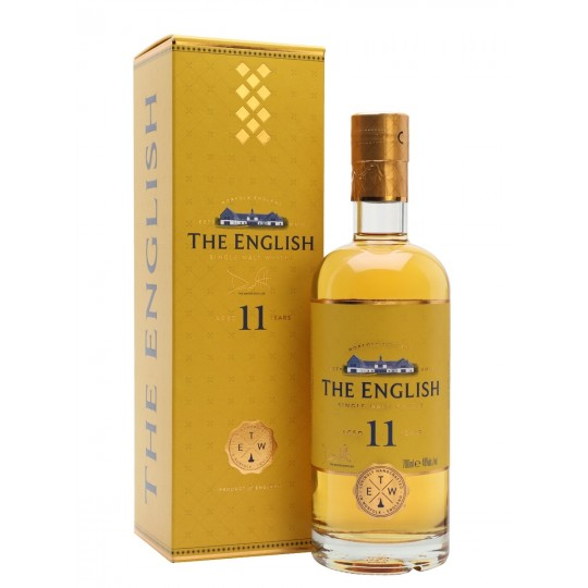 The English 11 ani, Single Malt Scotch Whisky, Regatul Unit- 70 cl