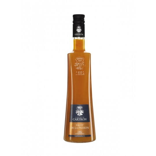 Joseph Cartron Liqueur Fruit de la Passion, Franța - 70 cl.