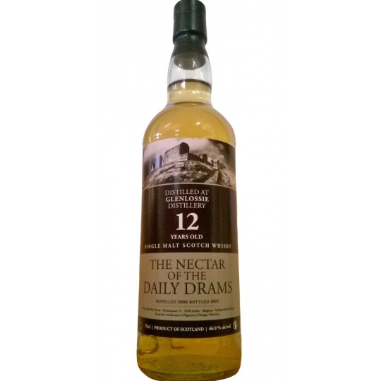 The Nectar of the Daily Drams 12 ani, Single Malt Scotch Whisky, Regatul Unit -70 cl