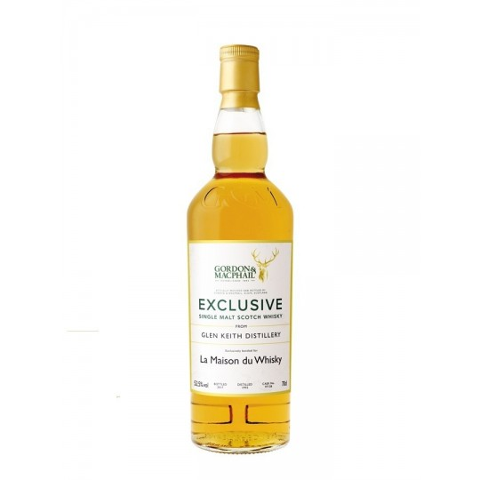 Gordon & Macphail, Exclusive 24 ani, Single Malt Scotch Whisky, Regatul Unit -70 cl