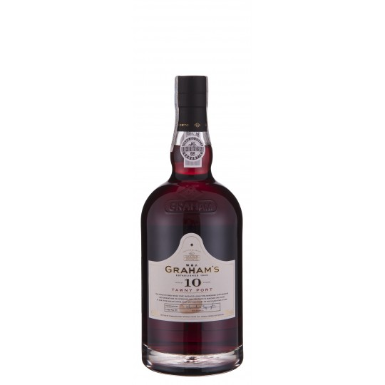 Graham's 10 YO Port Wine, Oporto, Portugalia - 70 cl.