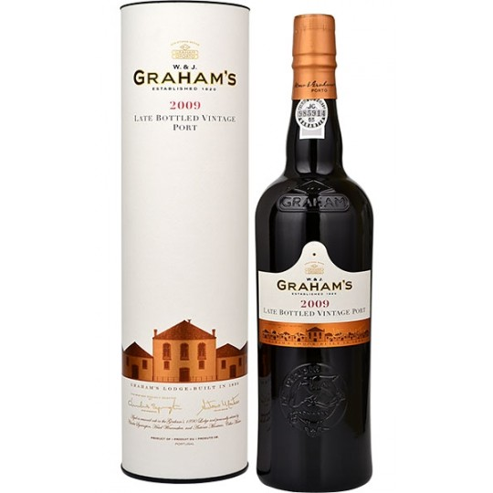 Graham's Late Bottled Vintage 2012, Oporto, Portugalia - 75 cl.