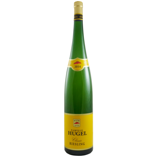 Hugel Riesling Classic 2015 AOC, Alsace, Franța - 75 cl.
