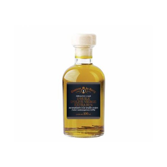 Comtesse du Barry ulei de măsline extra virgin cu trufe negre 100 ml