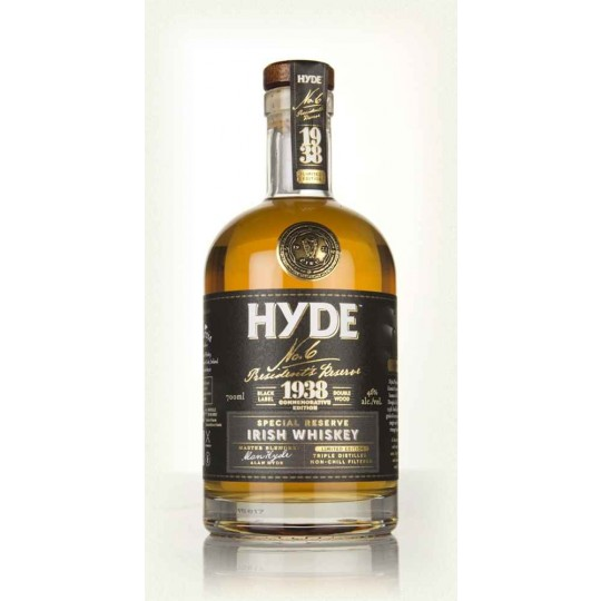 Hyde nr.6, Sherry Cask Finish, Special Reserve Irish Whiskey, Irlanda- 70 cl