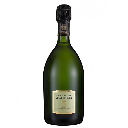 Jeeper Cuvée Grand Assemblage Brut, Champagne, Franța - 75 cl.