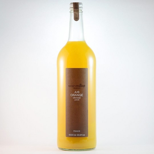 Alain Milliat suc natural de portocale, Franța - 100 cl.
