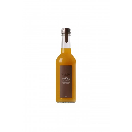 Suc natural de portocale Alain Milliat 33 cl