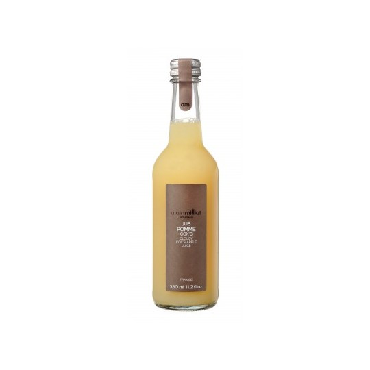 Alain Milliat suc natural de mere Cox, Franța - 33 cl.