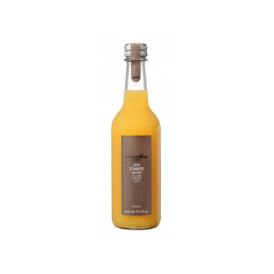Suc natural de rosii galbene Alain Milliat 33 cl