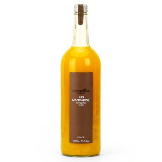 Alain Milliat suc natural de mandarine, Franța - 100 cl.