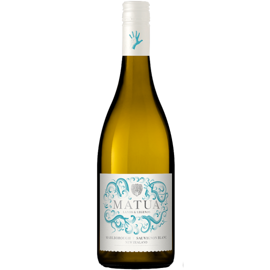 Matua Lands&Legends Sauvignon Blanc 2019, Marlborough, Noua Zeelandă - 75 cl.