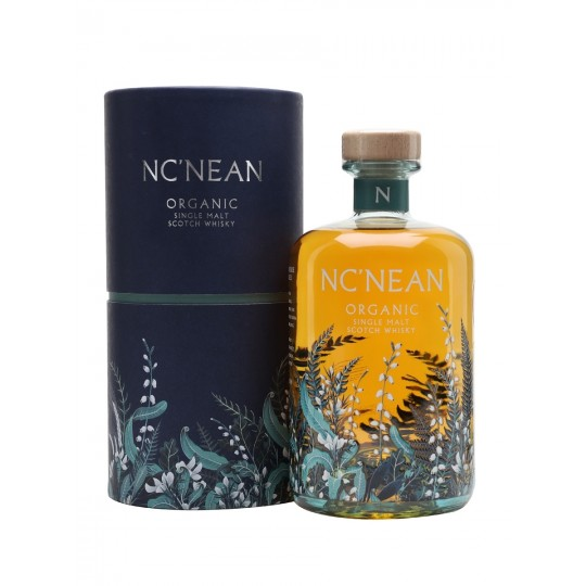 NC'NEAN, Organic Single Malt Scotch Whisky, Regatul Unit- 70 cl