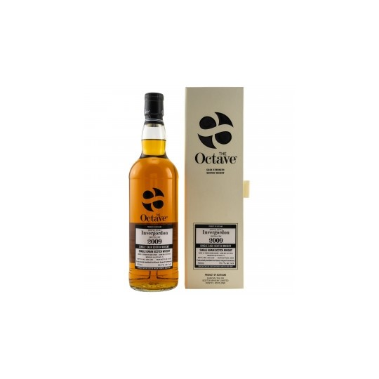 The Octave 2009, Invergordon Distillery, Single Malt Scotch Whisky, Regatul Unit- 70 cl