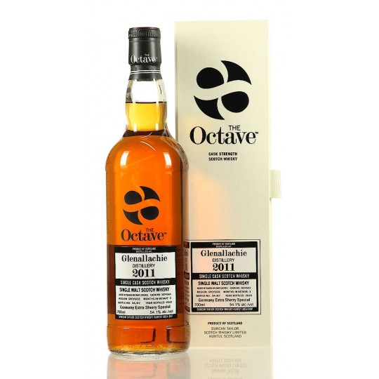 The Octave 2011, Glenallachie Distillery, Single Malt Scotch Whisky, Regatul Unit- 70 cl