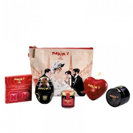 Maxim's de Paris Trousse Passion, Franța