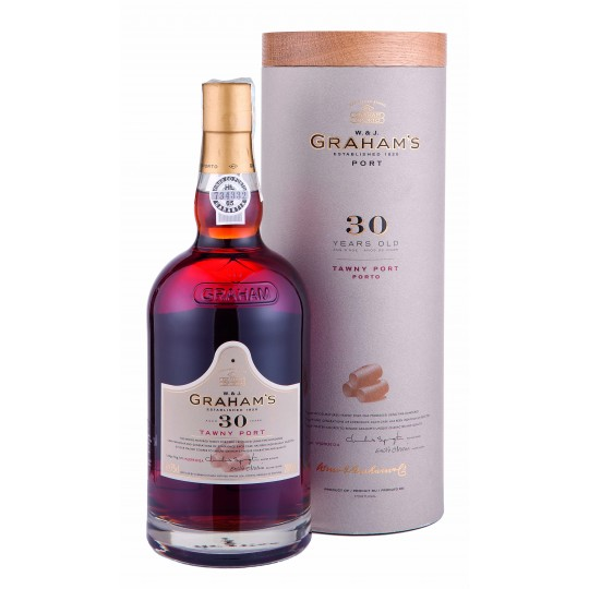 Graham's 30 Years Old Tawny Port, Oporto, Portugalia - 75 cl.