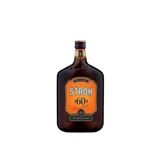 Stroh 60, Based Rum Spirit, Austria - 70 cl.